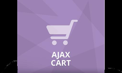پلاگین ajax cart ناپ کامرس