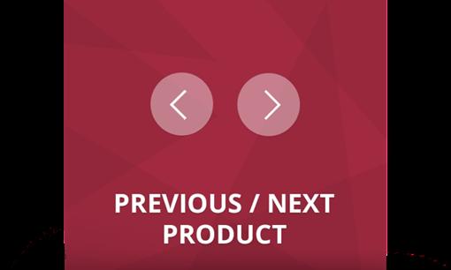 پلاگین previeous / next product nopcommerce