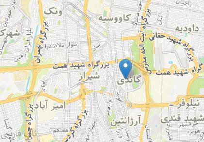 افزونه ورود آدرس با استفاده از نقشه