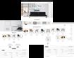 قالب فروشگاهی Furniture Deco ناپکامرس - نمونه