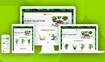 قالب فروشگاهی Go Green Plants ناپکامرس